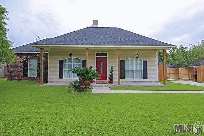 Denham Springs Single Family Home For Sale: 25912 Richmond S Ridge Ave