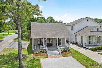 Baton Rouge Single Family Home For Sale: 711 Hebert St