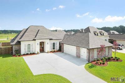 Denham Springs Single Family Home For Sale: 7315 Bessie Dr