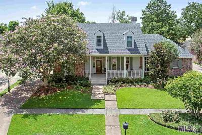 Baton Rouge Single Family Home For Sale: 2023 N Woodchase Ct
