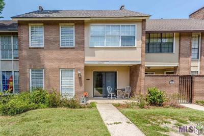 Baton Rouge Condo/Townhouse For Sale: 2149 Stonehenge Ave