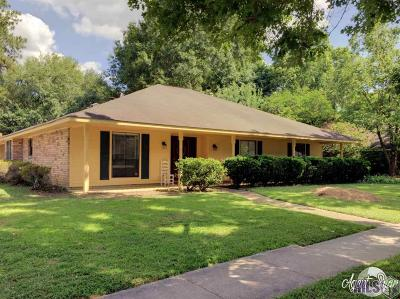 Baton Rouge Single Family Home For Sale: 1534 Stoneleigh Dr