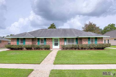 Baton Rouge Single Family Home For Sale: 4709 Tartan Dr