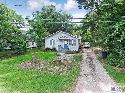 Baton Rouge Single Family Home For Sale: 7541 Lasalle Ave
