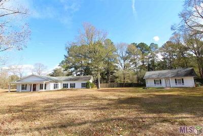 Greenwell Springs Single Family Home For Sale: 6510 Oak Cluster Dr