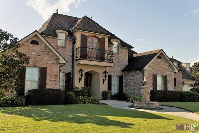 Single Family Home For Sale: 1047 Oak Harbor Dr