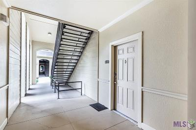 Baton Rouge Condo/Townhouse For Sale: 6765 Corporate Blvd #11101