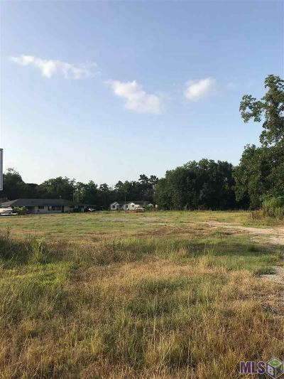 Gonzales Residential Lots & Land For Sale: 13600 Airline Hwy