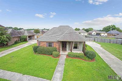 Zachary Single Family Home For Sale: 6231 Deanne Marie Dr