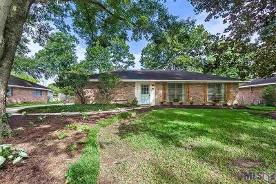 Baton Rouge LA Single Family Home For Sale: $234,900