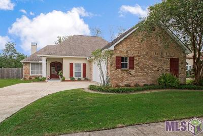 Baton Rouge Single Family Home For Sale: 10773 Hilltree Dr