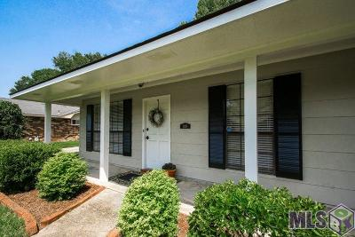 Baton Rouge LA Single Family Home For Sale: $180,000