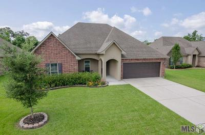 Gonzales Single Family Home For Sale: 41369 Sapphire Dr