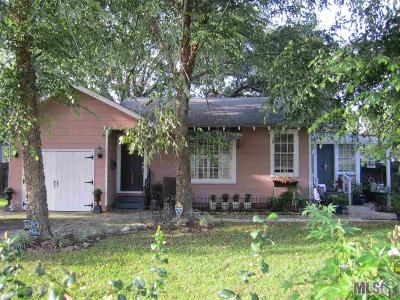 Baton Rouge LA Single Family Home For Sale: $275,000