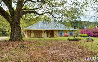Baton Rouge LA Single Family Home For Sale: $229,000