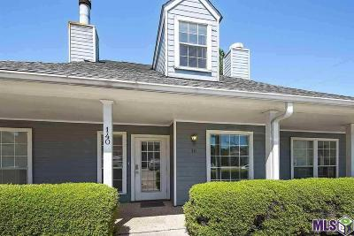 Baton Rouge LA Condo/Townhouse For Sale: $108,000