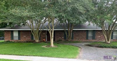 Baton Rouge LA Single Family Home For Sale: $199,999