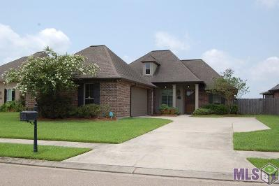 Gonzales Single Family Home For Sale: 6185 Pelican Crossing Dr