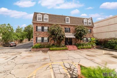 Baton Rouge Condo/Townhouse For Sale: 4735 Government St #115