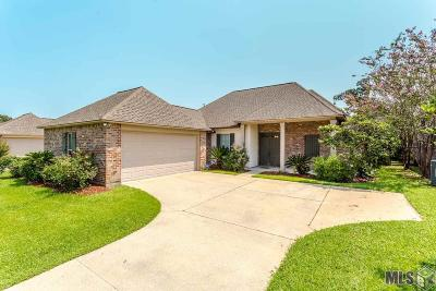 Baton Rouge Single Family Home For Sale: 5513 Parkknoll Place Dr