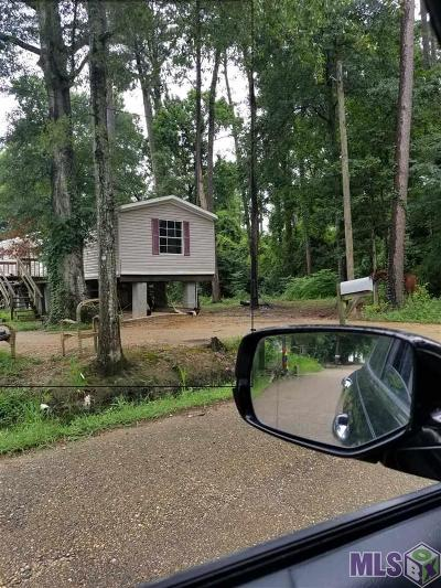 Denham Springs Single Family Home For Sale: 30839 N Susie Cir