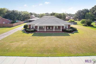 Zachary Single Family Home For Sale: 4935 Fennwood Dr
