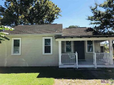 Baton Rouge LA Single Family Home For Sale: $135,000