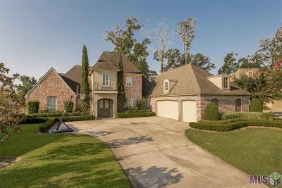 Baton Rouge Single Family Home For Sale: 19204 Chardonnay Ave