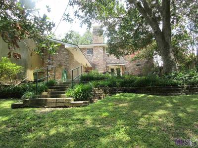 Baton Rouge Single Family Home For Sale: 3830 Floyd Dr