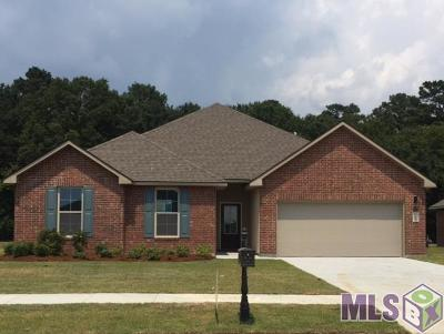 Prairieville Single Family Home For Sale: 17578 Eagles Perch Dr