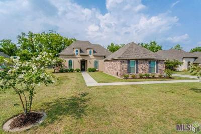 Brusly Single Family Home For Sale: 3686 Loup Ln