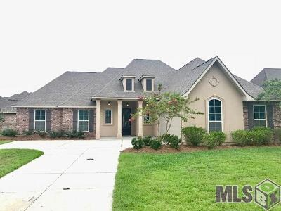 Denham Springs Single Family Home For Sale: 8053 Superior Dr
