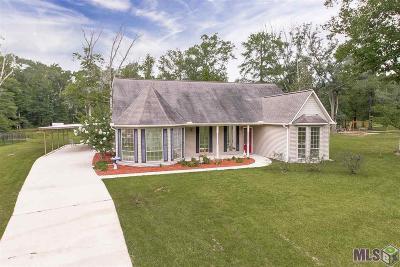 Greenwell Springs Single Family Home For Sale: 31805 Greenwell Springs Rd