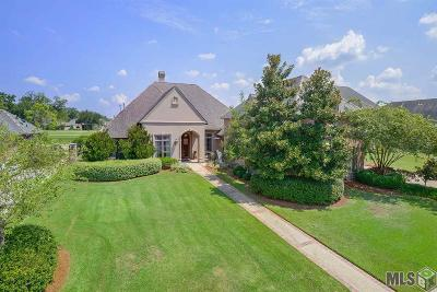 Baton Rouge Single Family Home For Sale: 2708 University Club Dr