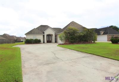 Denham Springs Single Family Home For Sale: 33834 Blake Ct