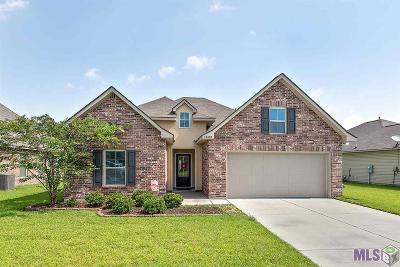 Prairieville Single Family Home For Sale: 42350 Jadestone Ave