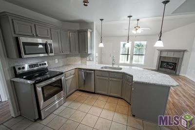 Denham Springs Single Family Home For Sale: 9874 Asheville Dr