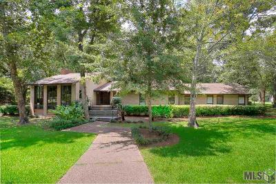 Baton Rouge Single Family Home For Sale: 7910 Oak Hollow Dr