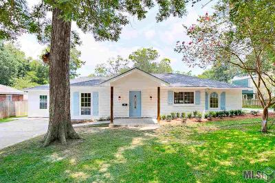 Baton Rouge Single Family Home For Sale: 2373 Orpine Ave