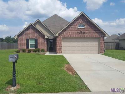 Prairieville Single Family Home For Sale: 16038 Timberstone Dr