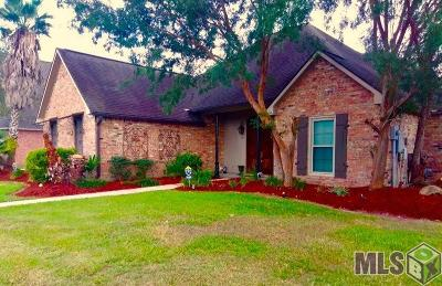 Zachary Single Family Home For Sale: 1566 Lake Pointe Ave