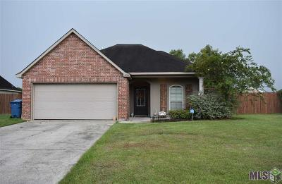 Gonzales Single Family Home For Sale: 14347 Summerset Dr