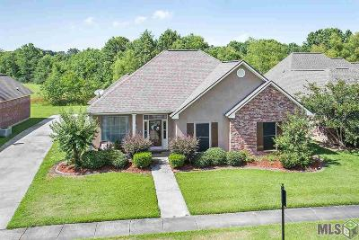 Zachary Single Family Home For Sale: 2721 Creek Hollow Ave