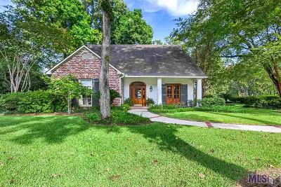 Baton Rouge Single Family Home For Sale: 7930 Oakbrook Dr
