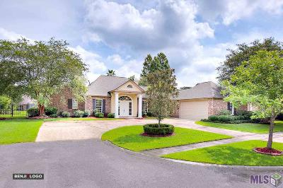 Baton Rouge Single Family Home For Sale: 13525 Mosher Ct