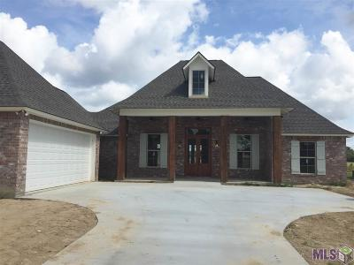 Denham Springs Single Family Home For Sale: 7347 Effie Dr