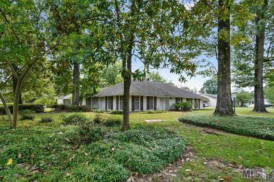 Baton Rouge Single Family Home For Sale: 8940 Brookwood Dr