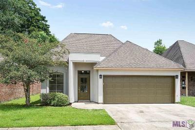 Denham Springs Single Family Home For Sale: 30088 Irene Kennard Ave