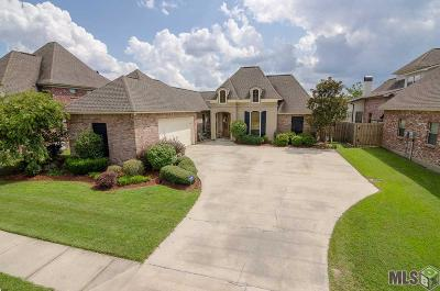 Greenwell Springs Single Family Home For Sale: 17750 Magnolia Trace