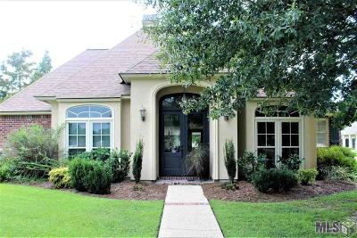 Prairieville Single Family Home For Sale: 43130 Beacon Ln